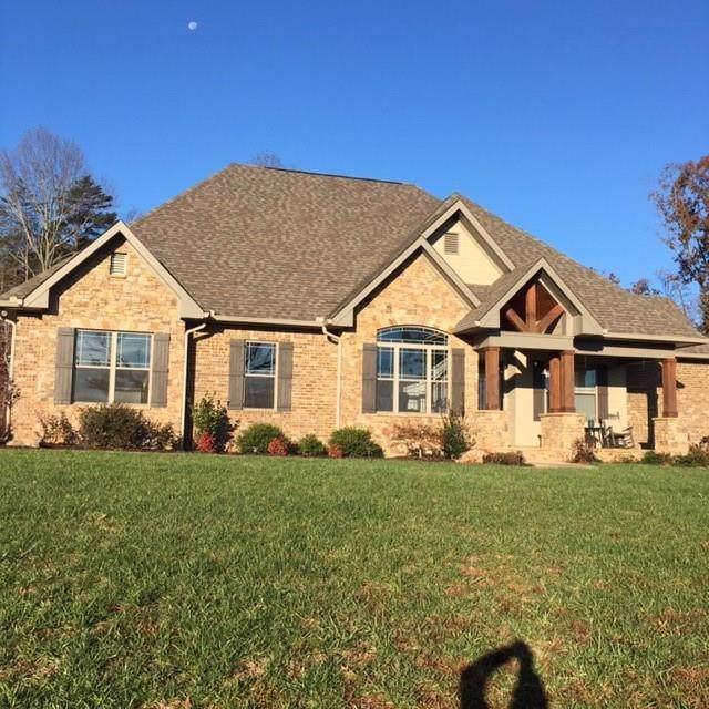 34 Reagan Road, Dawsonville, GA 30534 (MLS #6650590) :: North Atlanta Home Team