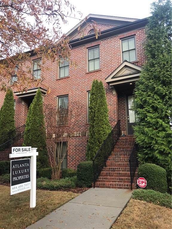 3010 Heatherton Park Way, Roswell, GA 30075 (MLS #6650816) :: North Atlanta Home Team