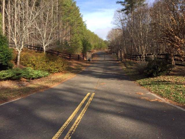 Lot 28 Incline Drive, Talking Rock, GA 30175 (MLS #6651570) :: The Zac Team @ RE/MAX Metro Atlanta