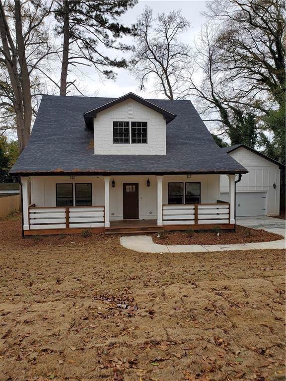 1198 E Forrest Avenue, East Point, GA 30344 (MLS #6651578) :: Good Living Real Estate