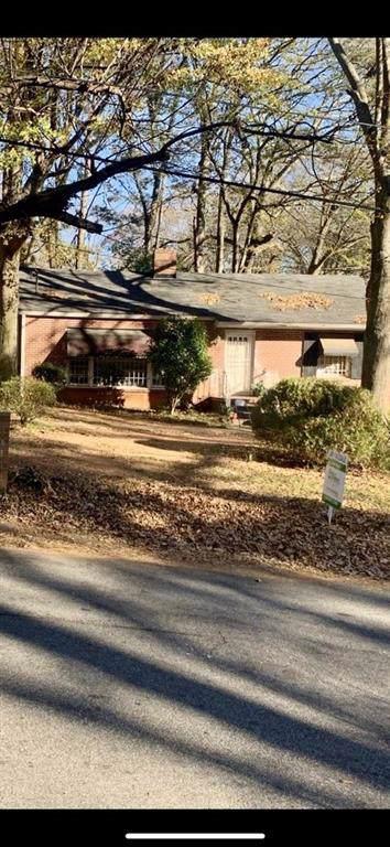 1604 Beatie Avenue SW, Atlanta, GA 30310 (MLS #6651783) :: North Atlanta Home Team