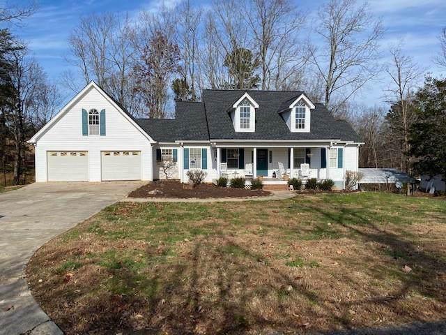 106 Pathfinder Lane, Dahlonega, GA 30533 (MLS #6651800) :: North Atlanta Home Team