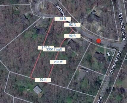 0000 Settlement Road, Jasper, GA 30143 (MLS #6651897) :: The North Georgia Group