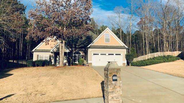 1444 White Oak Trace, Loganville, GA 30052 (MLS #6653588) :: The Heyl Group at Keller Williams