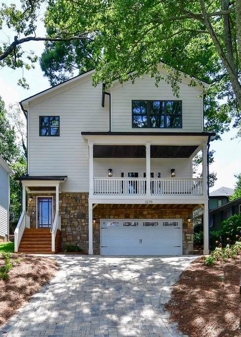 3279 Cates Avenue NE, Atlanta, GA 30319 (MLS #6653665) :: The Heyl Group at Keller Williams