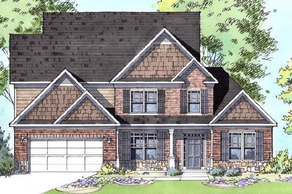 1409 Pond Overlook Drive, Hoschton, GA 30548 (MLS #6653693) :: North Atlanta Home Team