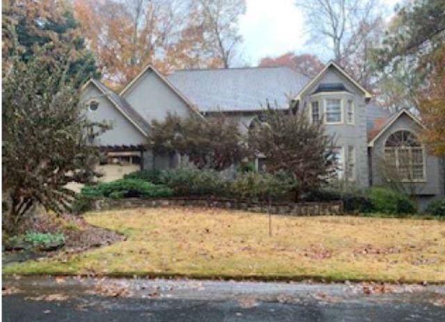 1961 River Forest Drive, Marietta, GA 30068 (MLS #6653768) :: North Atlanta Home Team