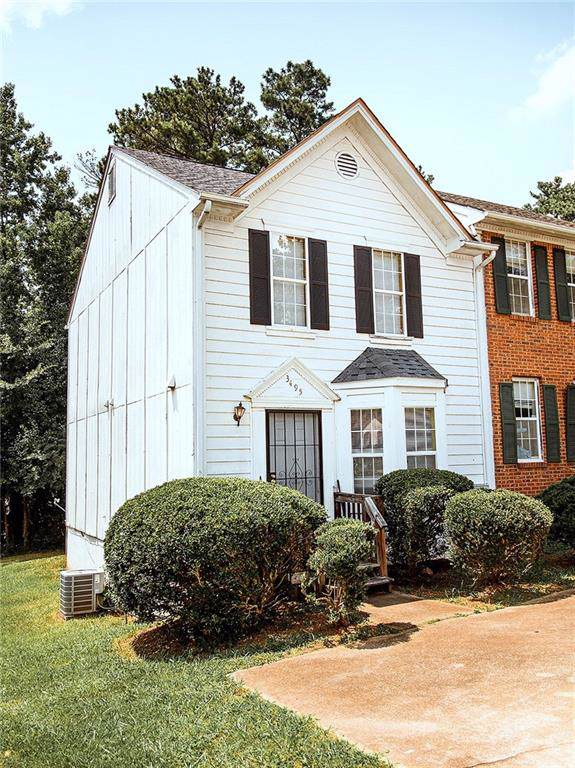 3495 Kingswood Run, Decatur, GA 30034 (MLS #6653922) :: Kennesaw Life Real Estate