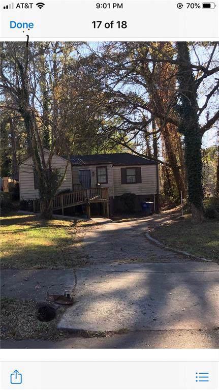 1434 Avon Avenue SW, Atlanta, GA 30310 (MLS #6653957) :: Rock River Realty
