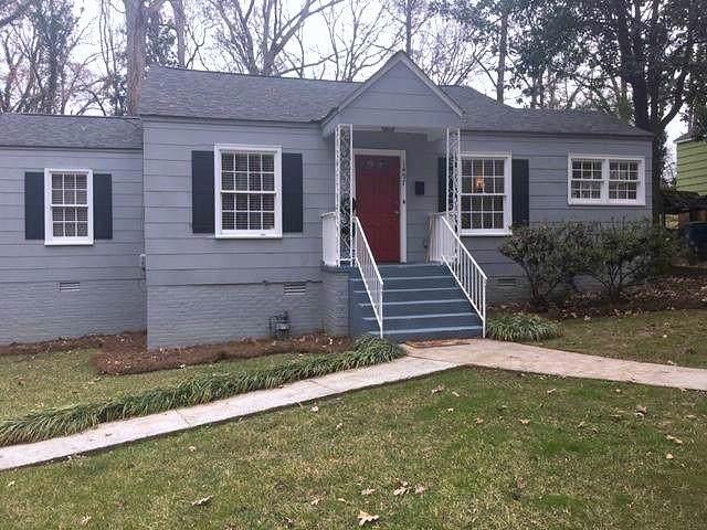 1497 Saint Francis Avenue, East Point, GA 30344 (MLS #6654375) :: Good Living Real Estate