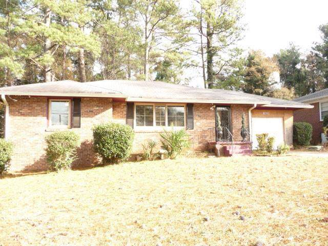 1920 SW Brewer Boulevard SW, Atlanta, GA 30310 (MLS #6654417) :: RE/MAX Prestige