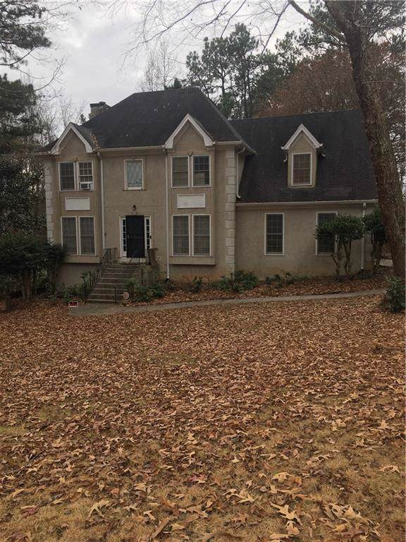 5071 W Greystone Place W, Douglasville, GA 30135 (MLS #6654567) :: North Atlanta Home Team