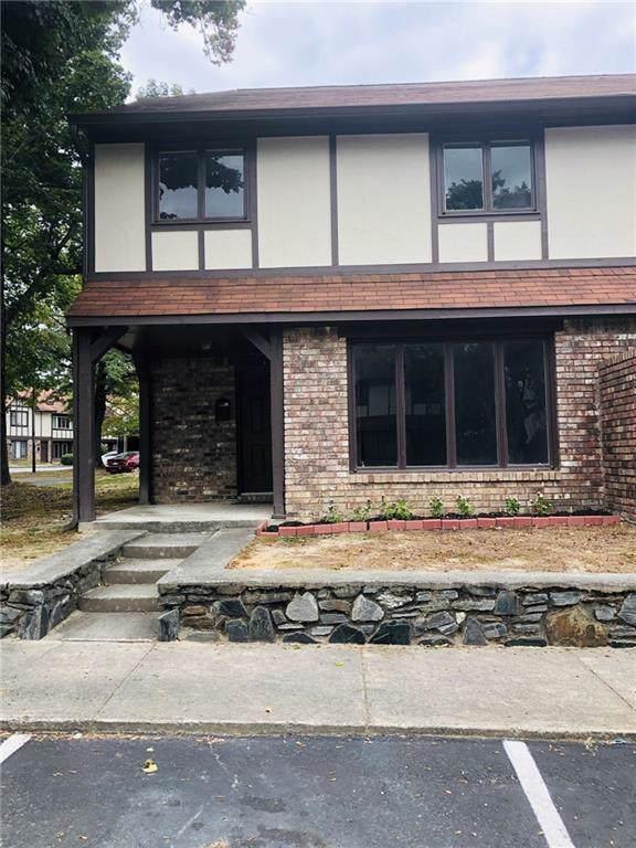 1196 Ashborough Drive SE A, Marietta, GA 30067 (MLS #6654608) :: Vicki Dyer Real Estate