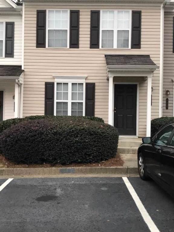 6607 Arbor Gate Drive SW #9, Mableton, GA 30126 (MLS #6654615) :: Vicki Dyer Real Estate
