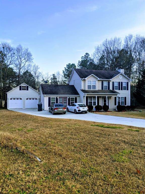 3620 Cobblestone Drive, Loganville, GA 30052 (MLS #6655247) :: North Atlanta Home Team