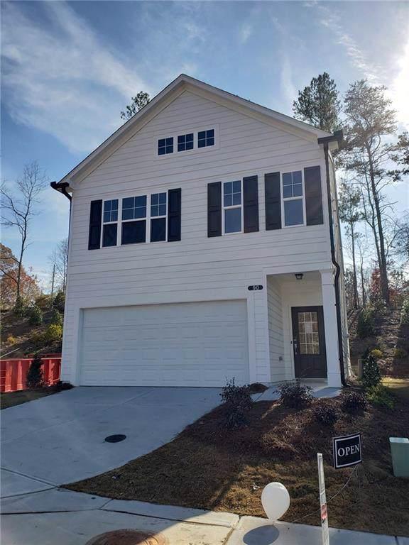 90 Laurel Drive E, Dawsonville, GA 30534 (MLS #6655393) :: North Atlanta Home Team