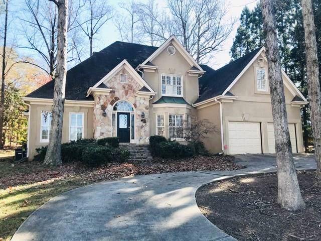 5371 Dunwoody Club Creek, Atlanta, GA 30360 (MLS #6655433) :: North Atlanta Home Team