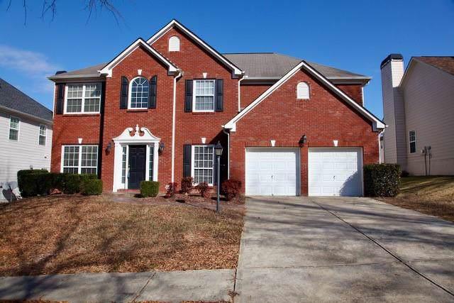 7605 Cole Lane, Atlanta, GA 30349 (MLS #6655454) :: North Atlanta Home Team