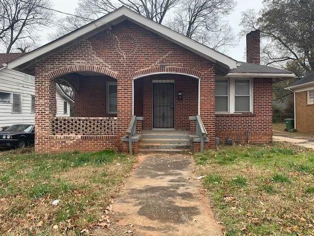 1454 Sylvan Road SW, Atlanta, GA 30310 (MLS #6655492) :: RE/MAX Prestige