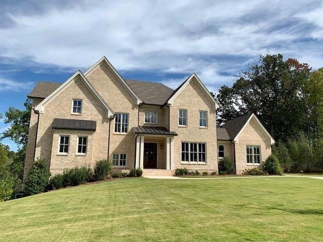 704 Bass Way, Atlanta, GA 30328 (MLS #6655633) :: Kennesaw Life Real Estate