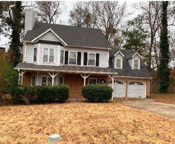 1226 Wynford Downs SW, Marietta, GA 30064 (MLS #6655769) :: The Zac Team @ RE/MAX Metro Atlanta