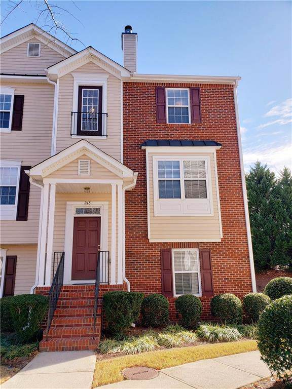 248 Village Square Drive, Woodstock, GA 30188 (MLS #6655832) :: North Atlanta Home Team