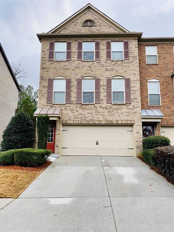 1141 Laurel Valley Court, Buford, GA 30519 (MLS #6655856) :: The Cowan Connection Team