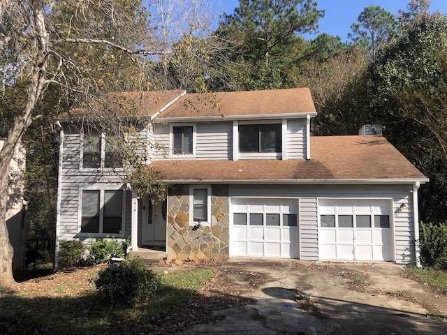 918 Chapman Circle, Stone Mountain, GA 30088 (MLS #6655914) :: North Atlanta Home Team