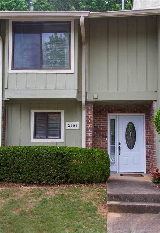 2191 Surrey Court SE, Marietta, GA 30067 (MLS #6656385) :: The Cowan Connection Team