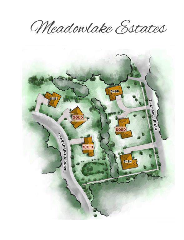 5496 Tilly Mill Road, Dunwoody, GA 30338 (MLS #6656724) :: Scott Fine Homes