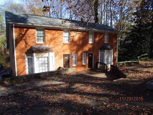 1578 Harbins Road #1576, Norcross, GA 30093 (MLS #6656960) :: The Heyl Group at Keller Williams