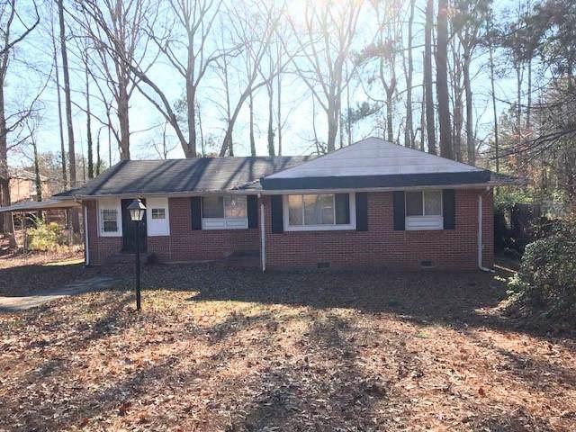 1452 Willow Drive, Riverdale, GA 30296 (MLS #6657017) :: North Atlanta Home Team