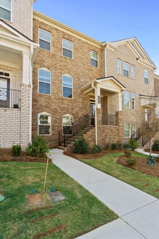3292 Hill Street, Duluth, GA 30096 (MLS #6657909) :: RE/MAX Prestige