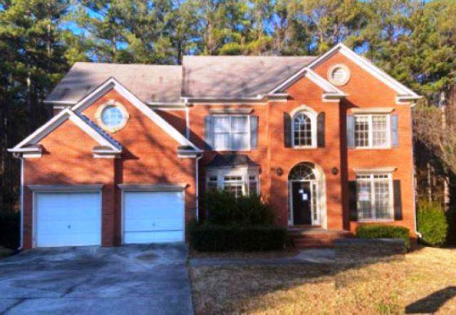 5321 Camden Lake Drive NW, Acworth, GA 30101 (MLS #6658745) :: The Realty Queen Team