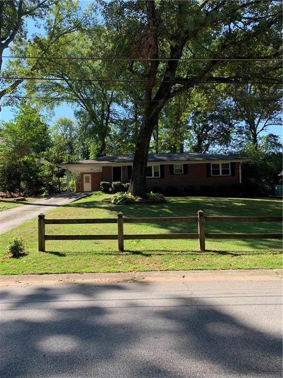 3499 Dunn Street SE, Smyrna, GA 30080 (MLS #6659168) :: North Atlanta Home Team