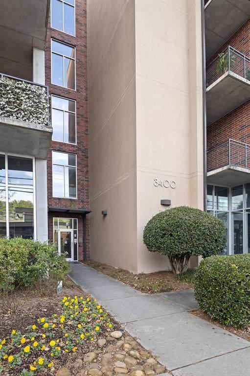 3400 Malone Drive Drive #110, Chamblee, GA 30341 (MLS #6660048) :: Rich Spaulding