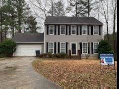 4463 Whitt Station Run NW, Acworth, GA 30101 (MLS #6660215) :: The Realty Queen Team