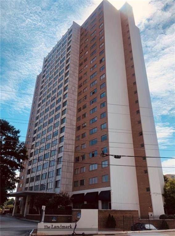 215 Piedmont Avenue NE #308, Atlanta, GA 30308 (MLS #6660618) :: RE/MAX Prestige