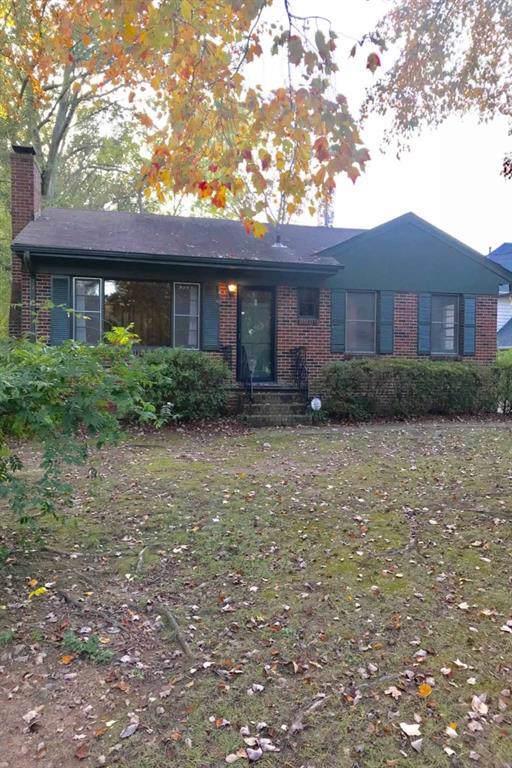 114 Kirkpatrick Drive, Marietta, GA 30064 (MLS #6660759) :: The Butler/Swayne Team