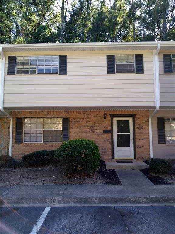 4701 Flat Shoals Road 59C, Union City, GA 30291 (MLS #6660936) :: North Atlanta Home Team
