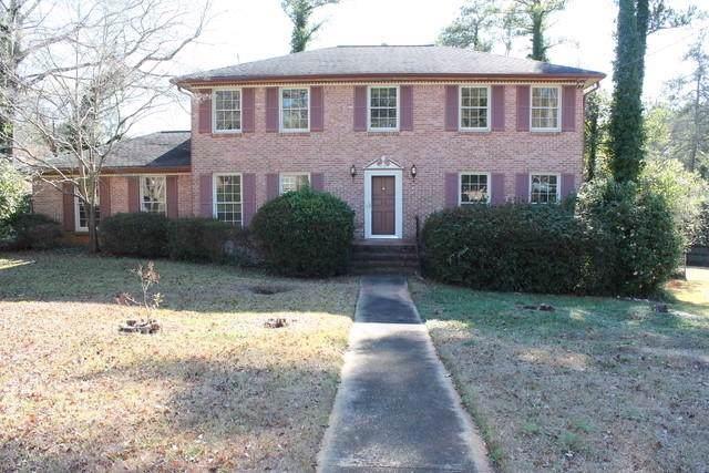 3169 Oxbridge Way, Lithonia, GA 30038 (MLS #6661189) :: MyKB Partners, A Real Estate Knowledge Base