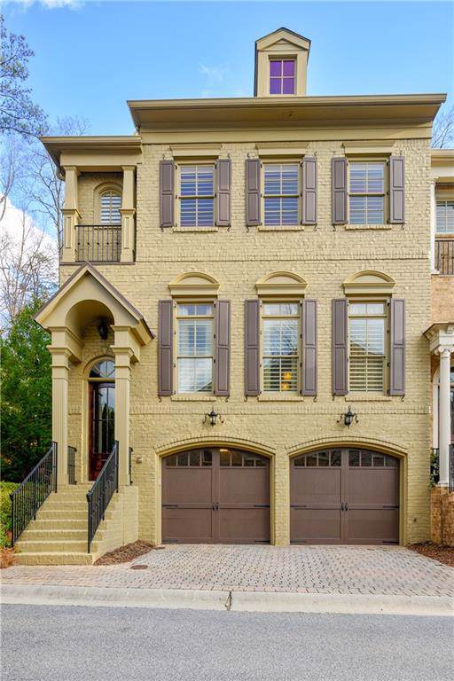 9028 Riverbend Manor, Alpharetta, GA 30022 (MLS #6661915) :: North Atlanta Home Team