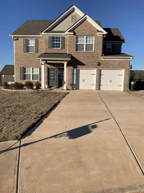 2701 Potters Walk NE, Conyers, GA 30012 (MLS #6662895) :: Kennesaw Life Real Estate