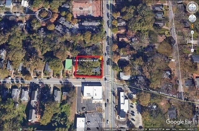 14 Moreland Avenue NE, Atlanta, GA 30307 (MLS #6663273) :: Charlie Ballard Real Estate