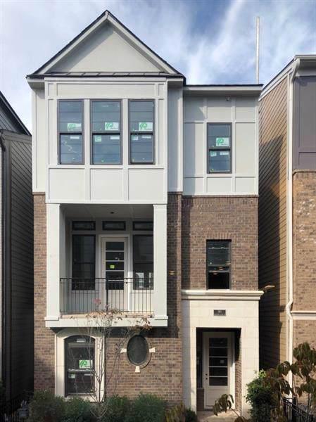580 Broadview Place NE, Atlanta, GA 30324 (MLS #6663531) :: North Atlanta Home Team