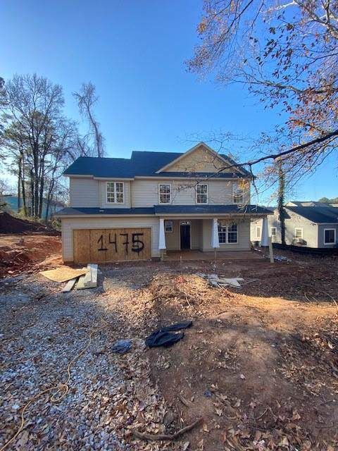 1475 Eastland Road, Atlanta, GA 30316 (MLS #6663587) :: Charlie Ballard Real Estate