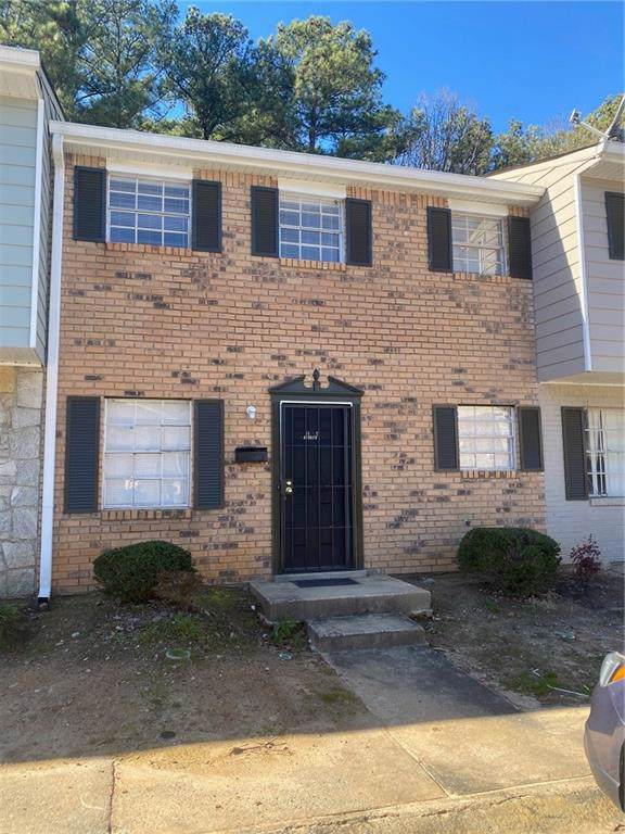 4701 Flat Shoals Road 43C, Union City, GA 30291 (MLS #6663628) :: North Atlanta Home Team