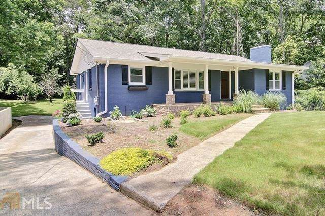 518 Whitlock Avenue NW, Marietta, GA 30064 (MLS #6664286) :: North Atlanta Home Team