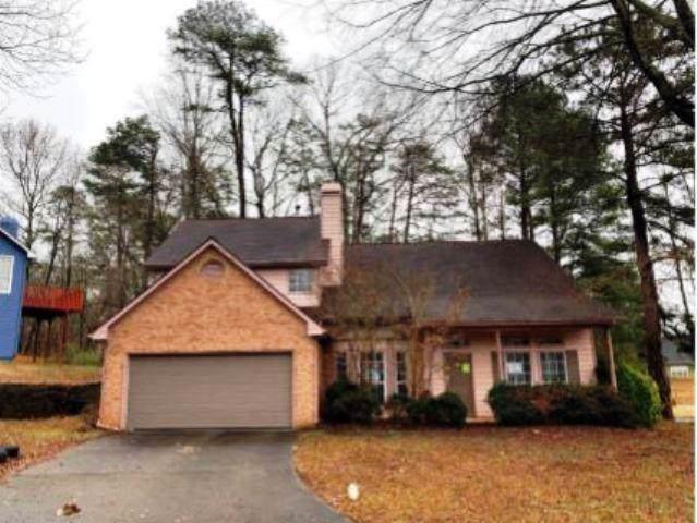 1792 Wedgewood Close, Stone Mountain, GA 30088 (MLS #6664434) :: North Atlanta Home Team