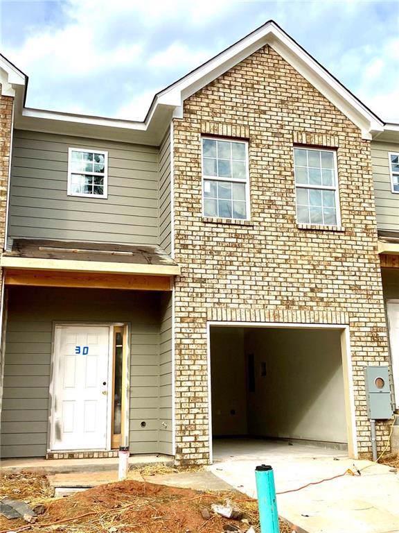 1491 Bluff Valley Circle #30, Gainesville, GA 30504 (MLS #6664554) :: North Atlanta Home Team